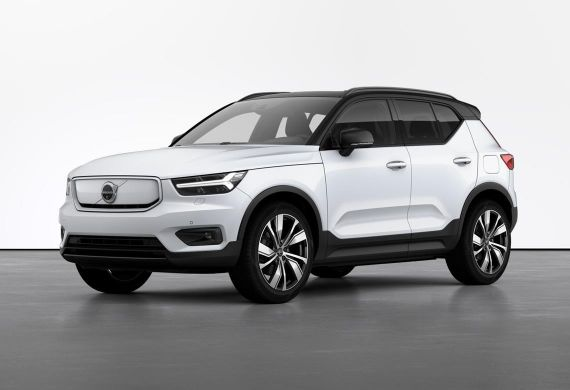 XC40 Recharge pure electric
